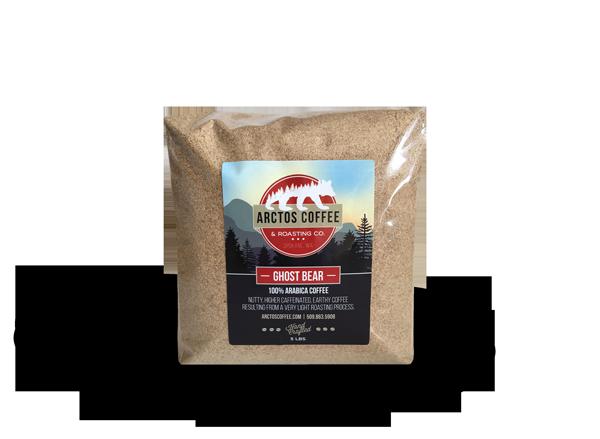 Arctos Coffee Ghost Bear White Coffee Blend